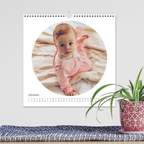 Calendario Square