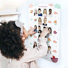 Poster Collage di Classe